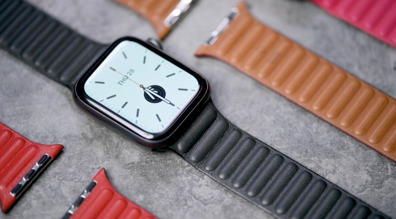Hands on leaked Apple Watch Leather Loop Straps